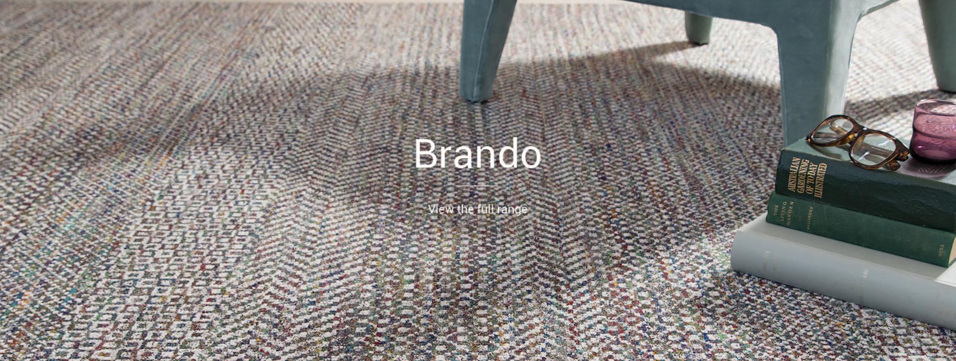 Brando Main Banner
